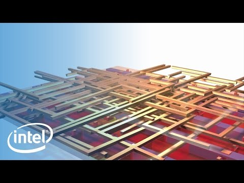 Intel: The Making of a Chip with 22nm/3D Transistors