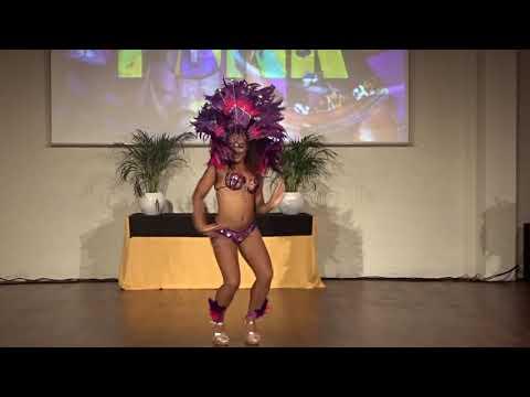 ZNL2018 Samba performance ~ Zouk Soul