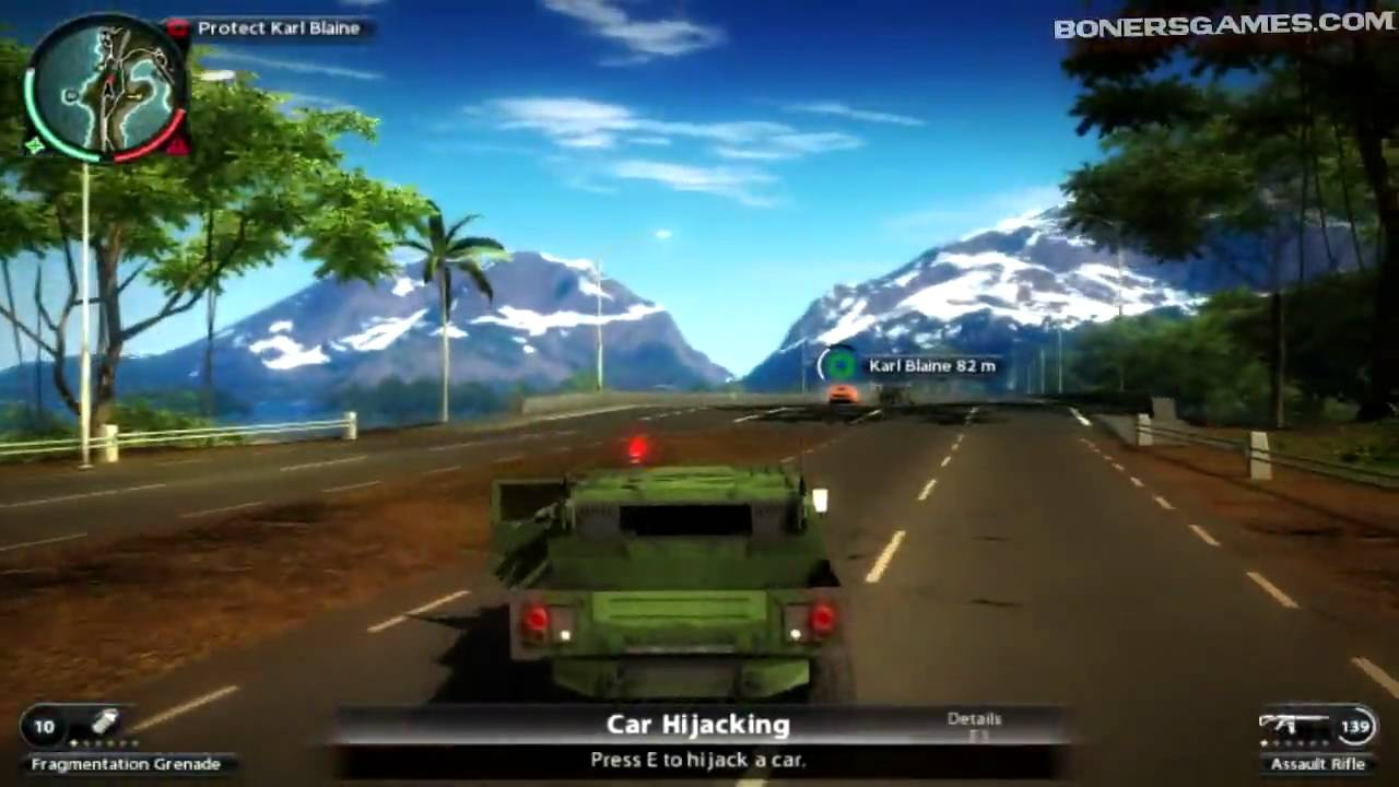 just cause 2 casino entscharfen