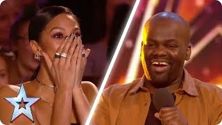 ONE OF THE FUNNIEST COMEDIANS EVER! | Britain's Got Talent