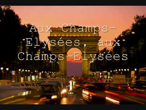 Дассен Джо - Джо Дассен (Joe Dassin) - Les Champs - Elysees