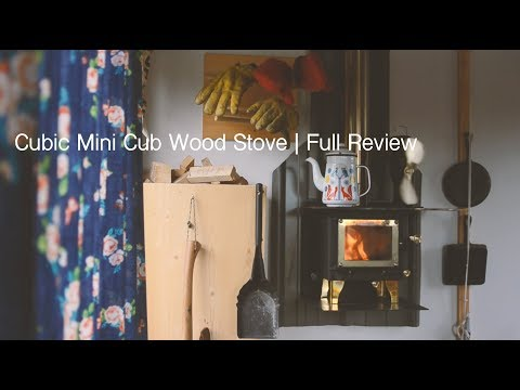 Cubic Mini Cub Wood Stove Full Review   after two years