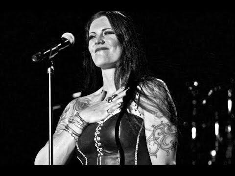 Floor Jansen - Estudio vs En vivo (After Forever, ReVamp, Nightwish) (2/2)