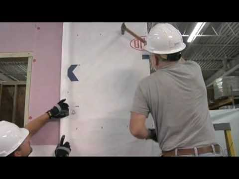 How to Flash Flanged Windows with DuPont Tyvek Over Foam
