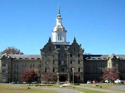 Haunted TRANS-ALLEGHENY LUNATIC ASYLUM Weston West Virginia 2010