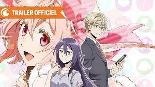 Recovery of an MMO Junkie - TRAILER OFFICIEL | Crunchyroll
