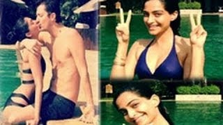 CAUGHT : Sonam Kapoor's New KISSING Boyfriend in Goa