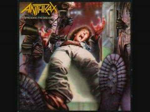 Anthrax -Spreading The Disease - 01- A.I.R