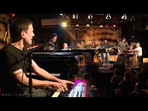 Video Laurent Gatz - Je Traine live @ New Morning feat. Thierry Farrugia (SAX)