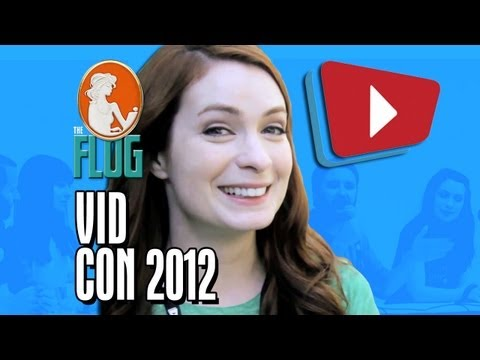 The Flog at VidCon 2012!