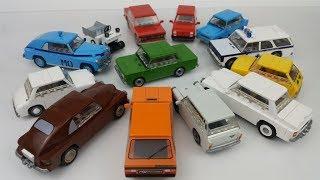 #13 COBI Legendarne auta PRL'u WARTBURG 353