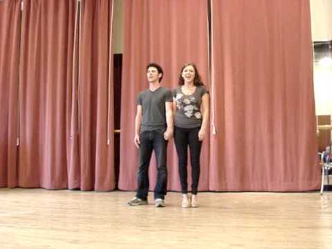 Nick Cosgrove and Lee Harrington -  I Will Never Leave You from Side Show