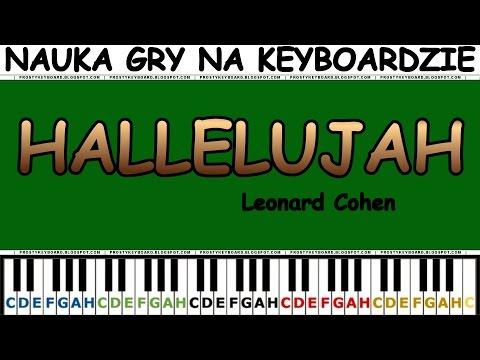 Jak Grać ♫ Hallelujah ♫ Na Keyboardzie
