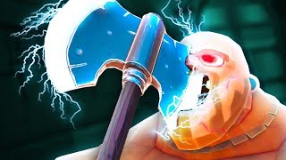 Download Lagu THOR'S STORMBREAKER IN GORN! - Magical TOMES Mod - Modded GORN VR - HTC Vive Pro Gameplay Gratis STAFABAND