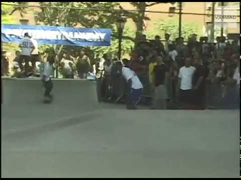 vx1mag go skate day nike sb team at LES Skatepark NYC