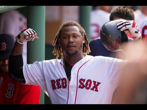 Hanley Ramirez | Boston Red Sox | 2015 Highlights ᴴᴰ