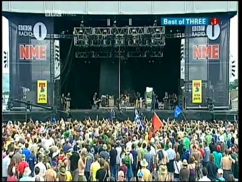 Nine Black Alps Live @ T In The Park 2005