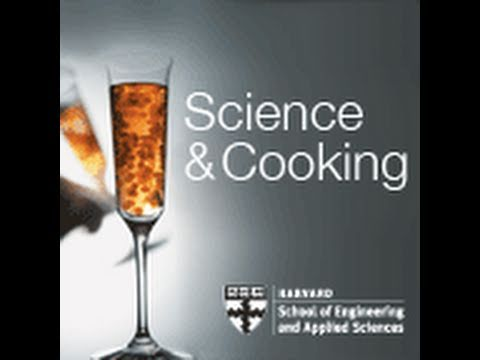 Science and Cooking: A Dialogue | Lecture 1 (2010)