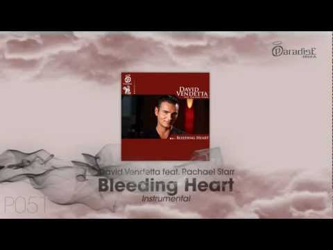 David Vendetta - Bleeding Heart (Instrumental)