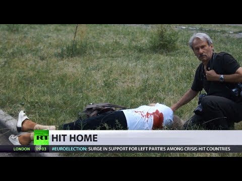 'Civil war metastasizing in Ukraine, US silent on civilian casualties'
