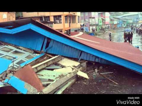 Myanmar Floods Disaster 2015