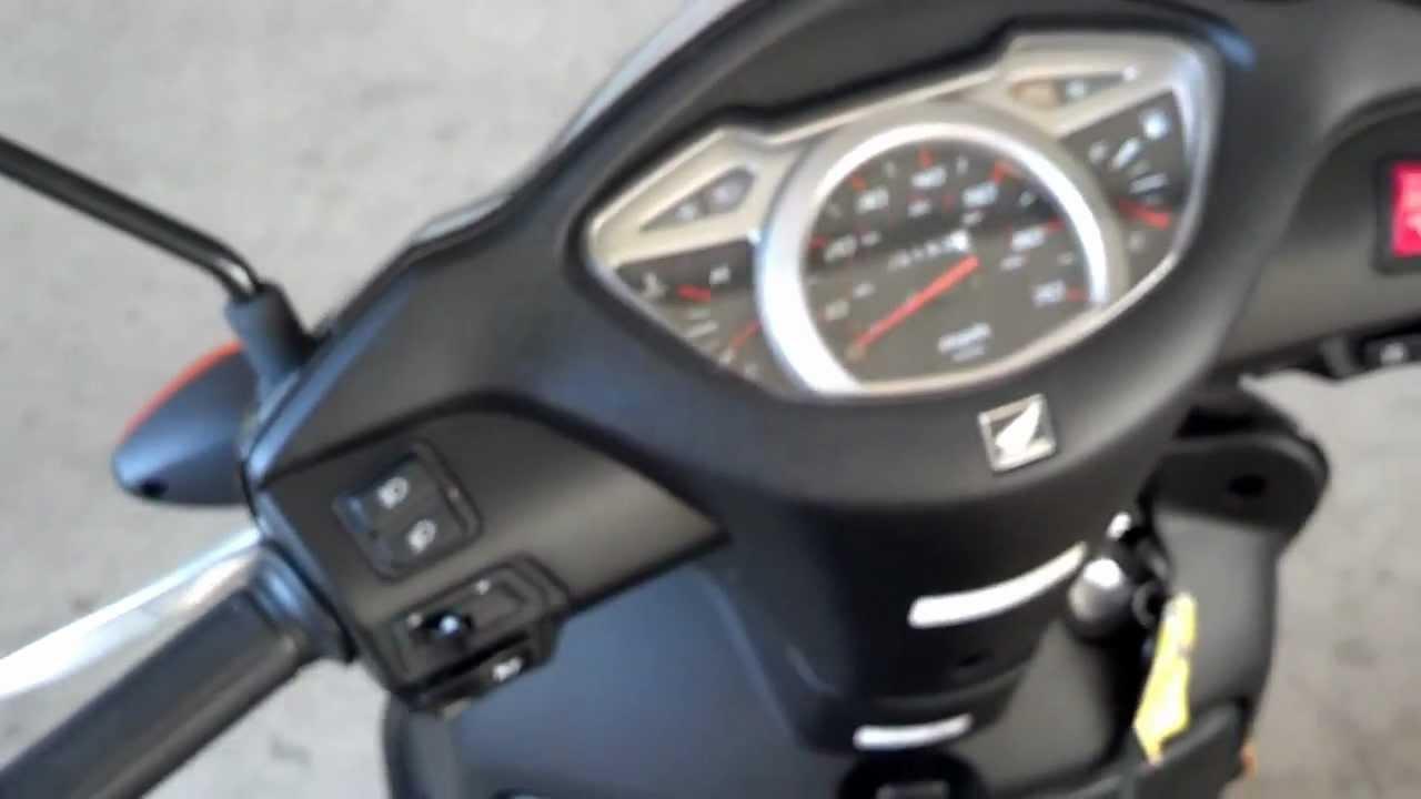 FOR SALE: 2010 Honda Elite 110 Scooter 110cc - Honda of ...