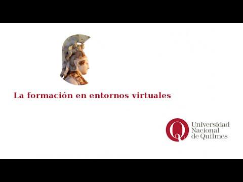 EDEV: La formación en entornos virtuales, introducción a la clase 4