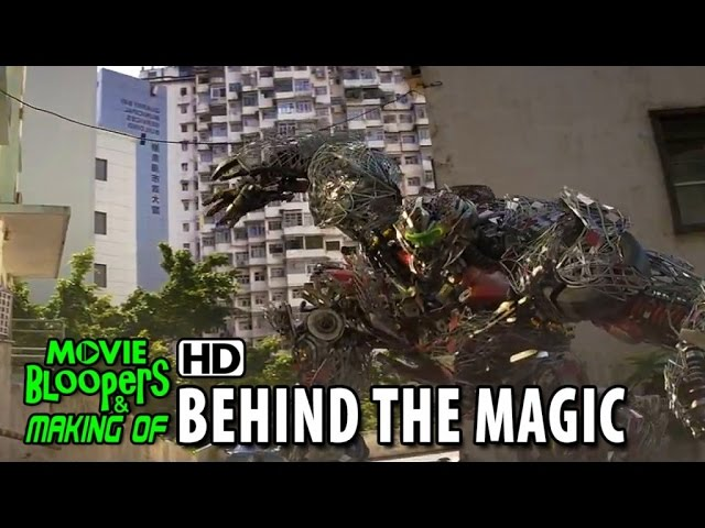 Transformers: Age of Extinction (2014) Behind The Magic - The Visual Effects