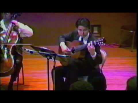 Robert Wetzel&Grossmont String Trio - Francois de Fossa - Quartet No. 3 - I. Lento
