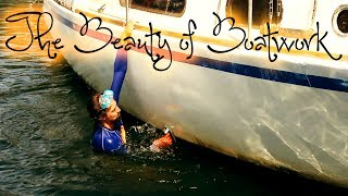 Ep 03 - The Beauty of Boat work in Amsterdam - Sailing East of the Sun