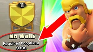 Clash Of Clans - TOP 5 WEIRDEST / GLITCHED CLANS! - HOW ARE THESE REAL? CoC 2016!