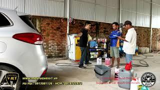 Làm nghề rửa xe nghe xem có đúng không - Dạy nghề rửa xe tại Tây Ninh [Phần 1]