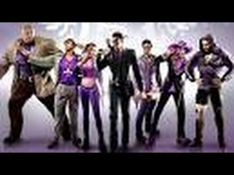 How to download a character for Saints row 3