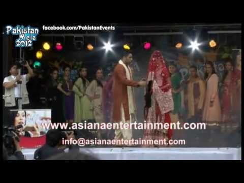 Mela 2012 Amsterdam - feat. Imran Khan & Hadiqa Kyani || facebook...