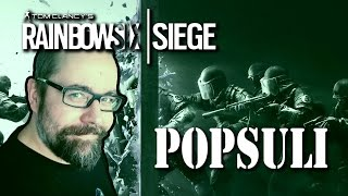 RANKED Rainbow Six Siege - No i popsuli