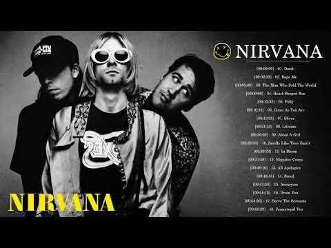 Download Lagu Nirvana Best Best Songs - Nirvana Greatest Hits Full Album.mp3