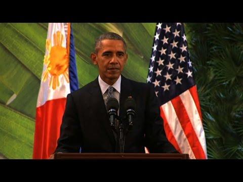Obama ups pressure on China at Asia-Pacific summit