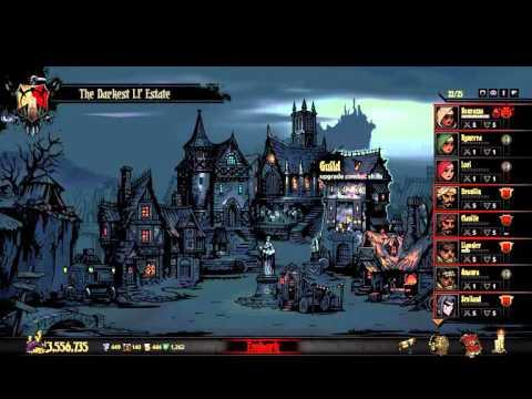 Полный Обзор Персонажей и Возможных Партий в Darkest Dungeon