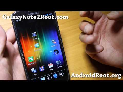 ParanoidAndroid ROM for Rooted AT&T/T-Mobile/GT-N7105 Galaxy Note 2!
