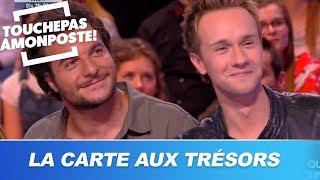 """Amir et Cyril Féraud jouent au """"C'est quoi la suite ?"""" Spécial """"Carte aux trésors"""""""