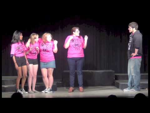 Improv Game: Genre Replay- iPoly High School