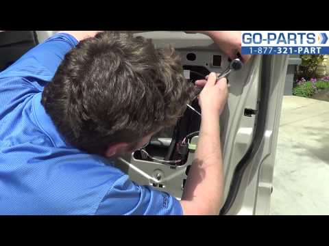 Replace 2001-2005 ford explorer door handle exterior.How to Change Install 2002 2003 2004