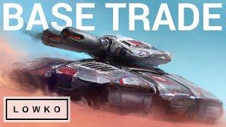 StarCraft 2: A Very Risky Base Trade...