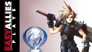 Brad Plays Final Fantasy VII - Road to the Platinum (Pt. 1)