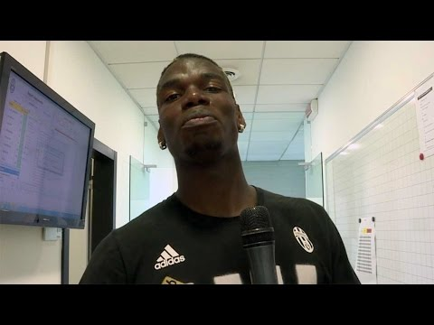 """Juventus Campione : l'""""editoriale"""" di Paul Pogba - Pogba's word"""