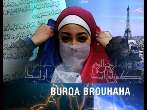 CrossTalk: Burqa Blowout!
