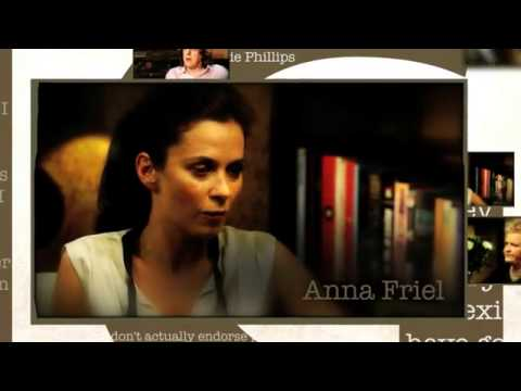 LIVING THE LIFE - Anna Friel & Brenda Fricker