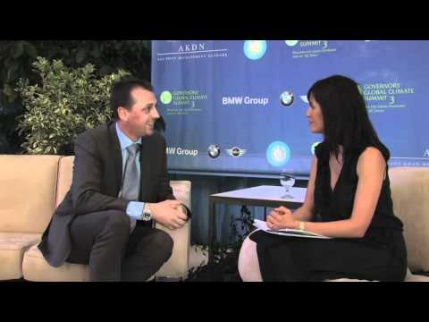 Claus Crone Fuglsang, Novozymes - Hub Culture Interview at the GGCS3