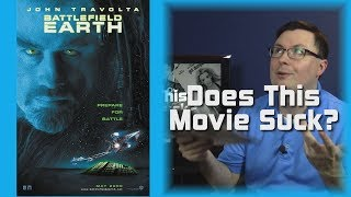 """""""Battlefield Earth"""" (2000) - Does This Movie Suck?"""