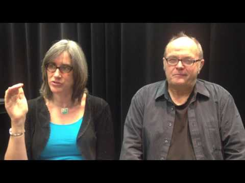 Jillian Keiley and Andy Jones on Working Together